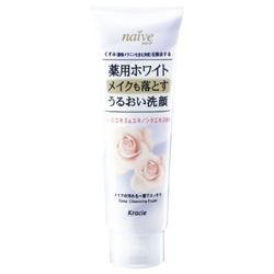 玫瑰淨白雙效洗面乳 Whitening Moisture Rich Facial Cleanser