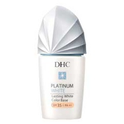 白金恆采防曬隔離霜 SPF35 PA++ DHC Lasting White Color Base SPF35 PA++