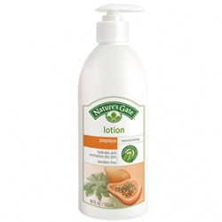 木瓜保濕身體乳 Papaya Moisturizing Lotion for All Skin Types