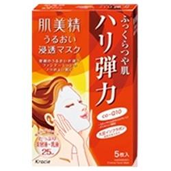 kracie 葵緹亞 肌美精系列-肌美精深層浸透彈力面膜