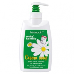 小甘菊手部潔膚乳 Cream soap