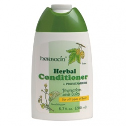 herbacin 德國小甘菊 護髮-經典護髮乳(各種髮質) Conditioner For All Types of Hair