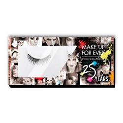 MAKE UP FOR EVER 彩妝用具-25周年慶紀念版假睫毛組