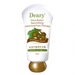 腿‧足保養產品-乳油木極潤手足霜 Deary Shea Butter Nourshing Hand And Foot Therapy