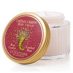 甜心玫瑰身體霜 Candied Rose Body Cream
