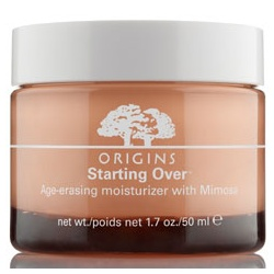 ORIGINS 品木宣言 乳霜-人之初彈力再生霜(滋潤) Starting Over&#8482 Age-erasing moisturizer with Mimosa