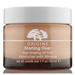 ORIGINS 品木宣言 乳霜-人之初彈力再生霜(清爽) Starting Over&#8482 Age-erasing oil free moisturizer with Mimosa