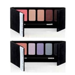 The Body Shop 美體小舖 彩妝組合-紫艷星光眼頰彩盤