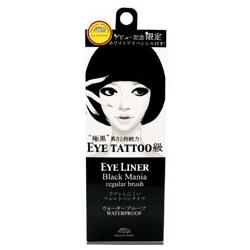 PALGANTONG 劇場魔匠 眼線-魅眼紋身狂熱黑眼線筆(一般毛) Eyeliner Black Mania