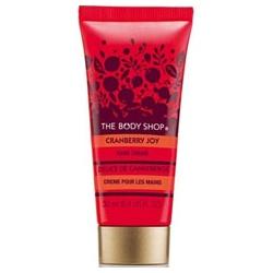 The Body Shop 美體小舖 手部保養-蔓越莓護手霜