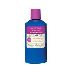 AVALON ORGANICS  湛藍養護頭髮系列-夏威夷野薑花及芒果滋潤洗髮精