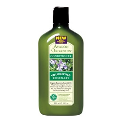 AVALON ORGANICS  經典綠瓶系列-迷迭香豐盈潤髮乳 Volumizing Rosemary Conditioner