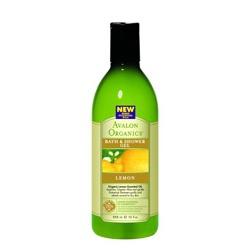 檸檬沐浴露 Organic Lemon Bath & Shower Gels