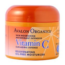 AVALON ORGANICS  乳霜-維他命C活力乳霜 Vitamin C Rejuvenating Oil-free Moisturizer