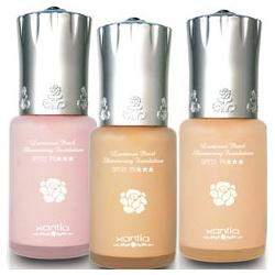 粉霜(含氣墊粉餅)產品-水漾塘瓷粉凝霜 SPF25 ★★★ Luminous Pearl Shimmering Foundation