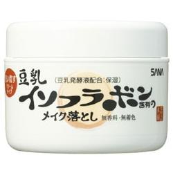 SANA 莎娜 臉部卸妝-豆乳美肌卸妝霜