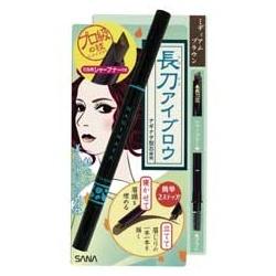 SANA 莎娜 眉彩-美人眉長刀型眉筆