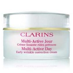 CLARINS 克蘭詩 肌本未來彈力系列-肌本未來彈力日霜 Multi-Active Early Wrinkle Correction Cream