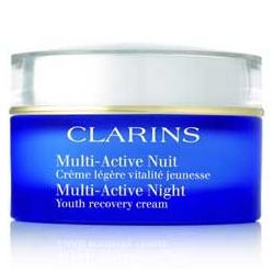 CLARINS 克蘭詩 乳霜-肌本未來彈力晚霜 Multi-Active Night Youth Recovery Cream