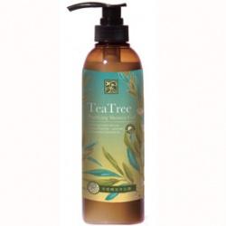 Justherb 香草集 沐浴清潔-茶樹精油沐浴露 Tea Tree Purifying Shower Gel with Essential Oil