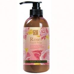 手部清潔產品-玫瑰芳華洗手乳 Rose Liquid Soap