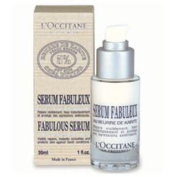 L'OCCITANE 歐舒丹 乳油木果油-乳油木保濕精華乳 Fabulous Serum