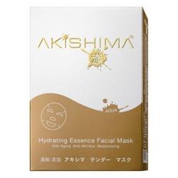 AKISHIMA 昭島水 基礎保養系列-昭島漾精萃酒粕亮白保溼面膜