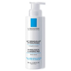 LA ROCHE-POSAY 理膚寶水 臉部卸妝-舒緩保濕高效卸妝乳 PHYSILOGICAL CLEANSING MILK