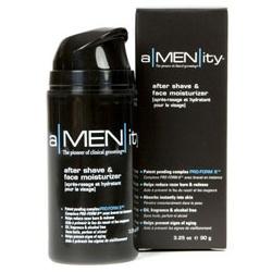 aMENity&#8482  face-鬍後舒緩保濕乳 after shave & face moisturizer