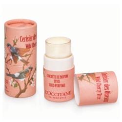 L'OCCITANE 歐舒丹 櫻花香氛系列-野櫻香膏 Wild Cherry Tree Stick Solid Perfume