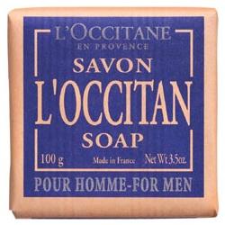 L'OCCITANE 歐舒丹 男仕沐浴清潔-紳士沐浴皂 L'OCCITAN SOAP