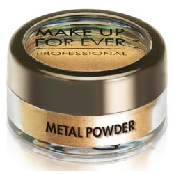 MAKE UP FOR EVER 眼影-迷金亮粉 Metal Powder