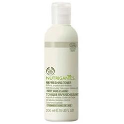 有機菁萃活膚調理液 NUTRIGANICS REFRESHING TONER