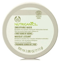 有機菁萃煥膚面膜 NUTRIGANICS SMOOTHING MASK