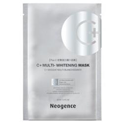 Neogence 霓淨思 Plus C微導美白系列-Plus C密集美白導入面膜  Neogence C+ MULTI - WHITENING MASK