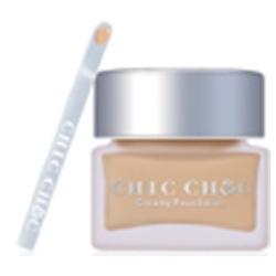 CHIC CHOC 奇可俏可 粉霜(含氣墊粉餅)-Baby Touch 水凝粉霜