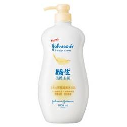 Johnson`s 嬌生 沐浴清潔-24小時深層滋養沐浴乳