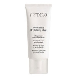 ARTDECO 保養面膜-蠶絲嫩白煥采面膜 White Lotus Revitalizing Mask