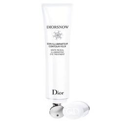 Dior 迪奧 眼部保養-雪晶靈極淨透白按摩眼霜 White Reveal Illuminating Eye Treatment
