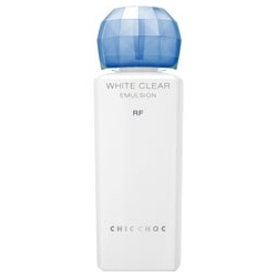 CHIC CHOC 奇可俏可 晶透奇肌系列-晶透奇肌乳液(清爽型) White Clear Emusion(RF)
