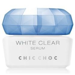 晶透奇肌精華霜 White Clear Serum
