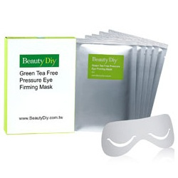 綠茶紓壓眼膜 Green Tea Free Pressure Eye Firming Mask