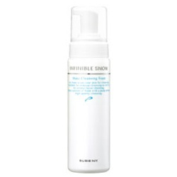 淨白無限卸洗雙效慕斯 NFINIBLE SNOW Make Cleansing Foam