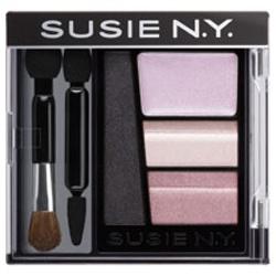 SUSIE N.Y. 眼影-晶燦四色眼彩 Eye Impact