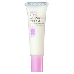 LIBOTE  櫻花溫泉美顏系列-賦活抗皺緊緻眼霜 Anti-Wrinkle Cream