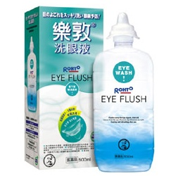 ROHTO 日本樂敦 眼部保養-樂敦洗眼液