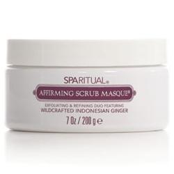 SPARITUAL 身體保養-印尼野薑身體去角質霜 Affirming Scrub Masque