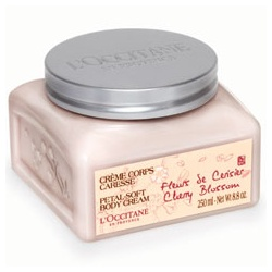 L'OCCITANE 歐舒丹 櫻花香氛系列-櫻花身體霜 Petal Soft Body Cream