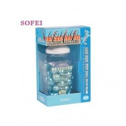 SOFEI 舒妃 護髮-馬油髮質復原調理膠囊(清涼型)