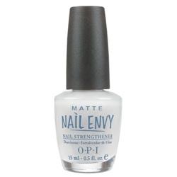 自然增強基礎護甲油(自然霧面) Matte Nail Envy
